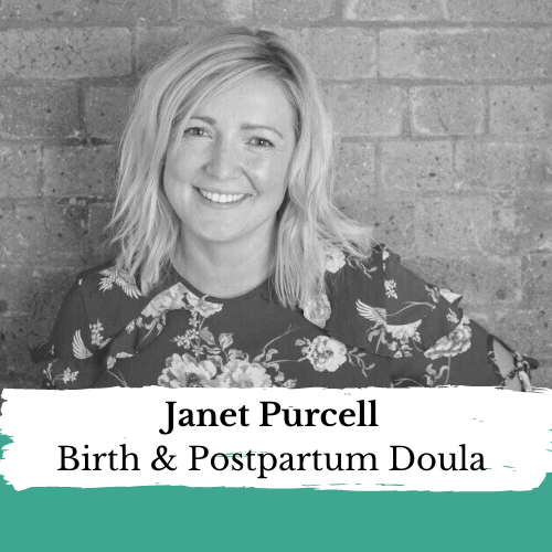 Janet Purcell Doula