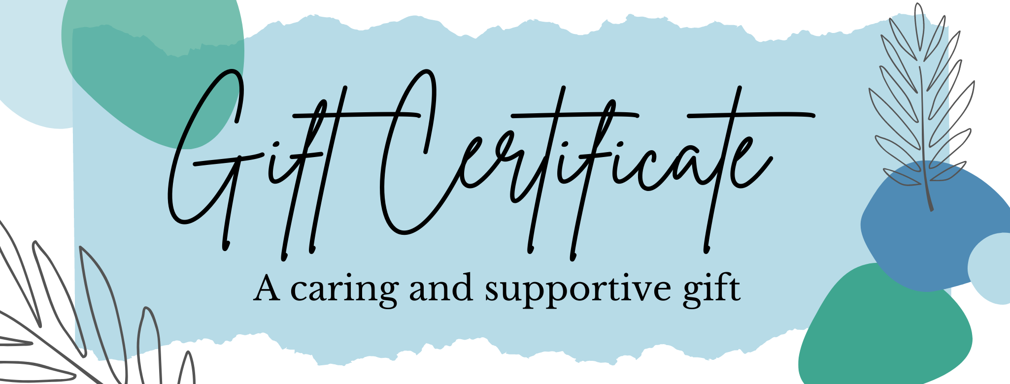BIRTHPLACE DOULA GIFT CERTIFICATE